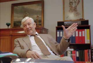 (Arkiv) Chef for Rigspolitiets Rejseafdeling Per Kanding. (Foto: JENS NØRGAARD LARSEN/SCANPIX NORDFOTO 2000)