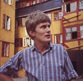 No Widding i Sofiegården i 1968.