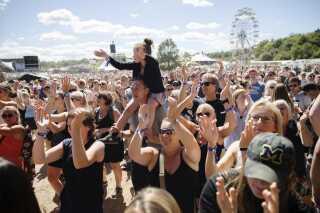 Den fynske festival viste sig fra dens allerbedste side alle tre dage.