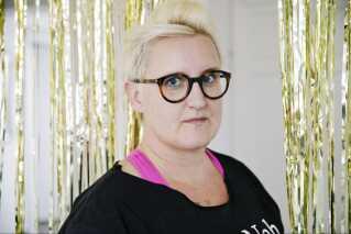 Dijana Dix Omerbasic er generalsekretær i Sabaah og stammer fra Bosnien.