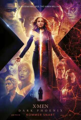 'X-Men: Dark Phoenix' har premiere torsdag den 6. juni.