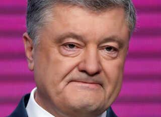 Petro Porosjenko erkender sit nederlag.