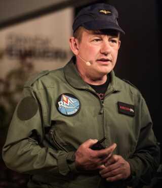 47-årige Peter Madsen er selvlært raket- og ubådsbygger. Han har aldrig færdiggjort ingeniøruddannelsen.