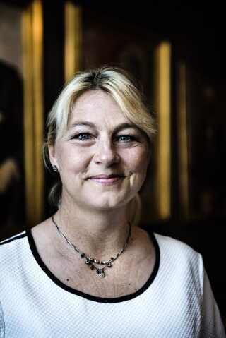 Danske Folkepartis Pernille Bendixen.