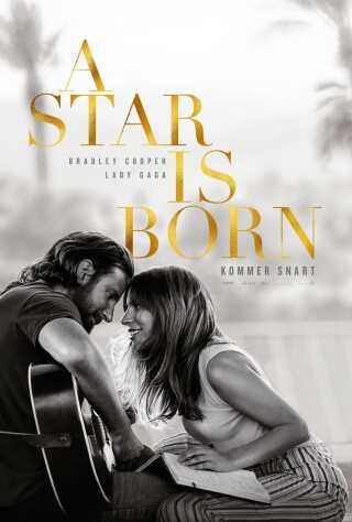 Danmark er et af de sidste lande i verden, hvor 'A Star Is Born' får premiere. Filmen har været en stor succes i resten af verden, hvor den snart er blandt de 20 mest indtjenende film i år.