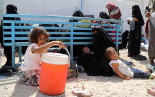 """Tilstanden i flygtningelejren Al-Hol i det nordøstlige Syrien er blevet beskrevet som """"ekstremt kritisk"""" af FN."""