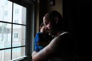 De fleste borgere i Florida er blevet hjemme på trods af myndighedernes opfordring om det modsatte, fortæller Steffen Kretz.