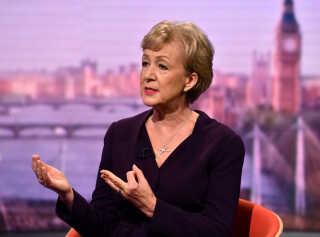 Andrea Leadsom var tæt på at blive premierminister ved sit seneste forsøg i 2016.