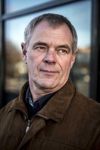 Vicepolitiinspektør og drabschef Jens Møller Jensen