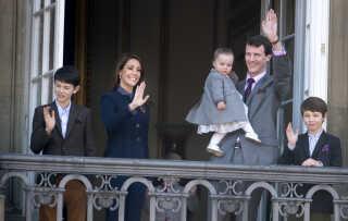 Prins Joachim har tre sønner og en datter. De to ældste sønner, prins Nikolai og prins Felix, fik han i sit første ægteskab med daværende prinsesse Alexandra. De to yngste, prins Henrik og prinsesse Athena er prinsesse Marie mor til.