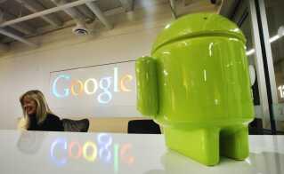 Googles Android-styresystem bruges i smartphones fra en lang række forskellige firmaer.