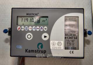 1.713.499 dansken husstande har en fjernvarmemåler installeret. Det svarer til, at 3,6 millioner danskere får varmen via fjernvarmesystemet. (Foto: Henning Bagger/Scanpix 2017)