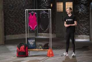 Daniel er med i sæson fire af 'Løvens hule', og hans drive og engagement imponerer de fem erhvervsfolk.