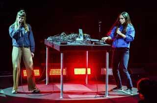 Smerz spillede sidste år til P6 Beat Rocker Koncerthuset og i sidste uge kunne de ses på Roskilde Festival.