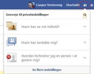 f431c3c8a GUIDE Sådan sikrer du dit privatliv på Facebook | Tech | DR