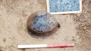 Her blev krukken fundet i 2012.