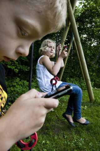Der er sket en stigning i registreringer af børn med nervøse og stressrelaterede tilstande i sygehusvæsenet. På 20 år er antallet af patienter under 19 år steget med næsten 4000.