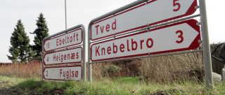 De mange landsbyer på Mols og Helgenæs arbejder sammen for at overleve.