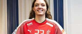 Kristina Jørgensen spiller til dagligt i Viborg HK.