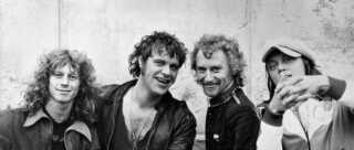 Gasolin var et 70'ernes støste danske rockbands.