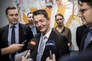 Torsten Schack Pedersen fra Venstre mener ikke, at det sidste ord er sagt i sagen om Danske Bank og hvidvask.