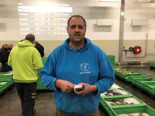 Klaus Anker Jensen, næstformand Danmarks Fiskehandlere
