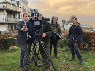 Prins Joachim debuterer i rollen som tv-vært til efteråret.