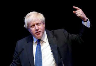 Boris Johnson vil have briterne ud af EU 31. oktober - også hvis det bliver et hårdt brexit.