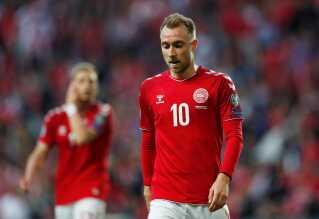Stemningen har været bedre på det danske landshold.