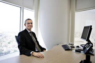 Martin Næsby er direktør i brancheorganisationen Olie og Gas Danmark og har en fortid hos Mærsk i Qatar.