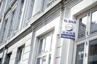 Salgsprisen for en lejlighedskvadratmeter er i København By steget fra 35.500 kroner til 39.400 kroner fra august 2016 til august 2017. I 2015 lå prisen på 32.700 kroner.