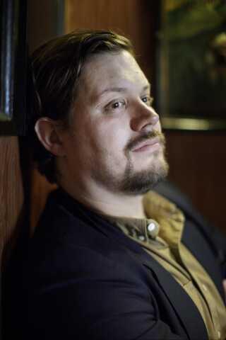 Jonas Preben Jørgensen ville lave et teaterstykke, som stamgæsterne på værtshuset kunne spejle sig i.