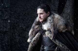 Endnu engang måtte Jon Snow se sin elskede dø i sine arme – denne gang, da han selv dræbte Daenerys, efter hun brændte King's Landing ned til jorden.