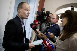 Erhvervsordfører Pelle Dragsted (EL) er rystet over Dansk Banks interne undersøgelser.