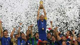 Fabio Cannavaro blev i 2006 kåret til årets spiller i verden af det franske magasin France Football.