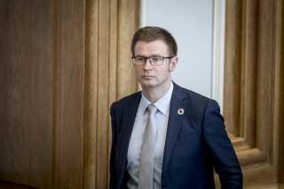 Finansordfører for Socialdemokratiet Benny Engelbrecht (Foto: Mads Claus Rasmussen/Ritzau Scanpix)