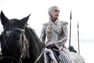 Efter at have været en af seriens store heltinder fra første afsnit, måtte Daenerys lade livet i finale-afsnittet.