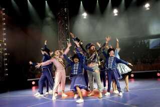Når Cirkus Summarum er færdig i København den 14. juli, bliver teltpælene rykket op, og fra den 20. juli til den 7. august er DR Big Band, børneværter og figurer så på Tangkrogen i Aarhus.