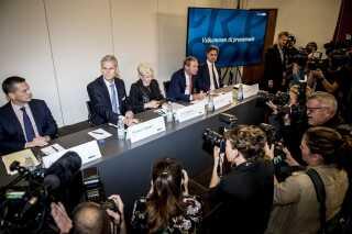Thomas F. Borgen stoppede som direktør for Danske Bank i 2018 efter en sag om hvidvask, hvor 1500 milliarder var strømmet gennem deres estiske filial.