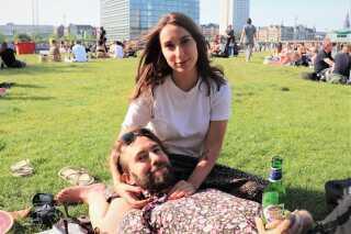 Parret Nicolai Østergård, 25 år, og Nina Gajda, 21 år, bor sammen og har opdaget hinandens dårlige vaner.