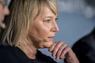 Politisk ordfører Christina Egelund (LA) fastholder, at regeringen arbejder i den rigtige retning - også selvom alle 50 forslag ikke er blevet gennemført.
