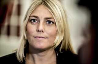 Trine Bramsen har indtil nu været retsordfører i partiet.