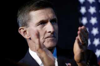Tidligere national sikkerhedsrådgiver Michael Flynn.