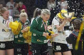 Tirsdagens finalesejr afslutter et flot forår, der har budt på 21 sejre i 22 ligakampe inklusiv slutspil for Team Esbjerg.