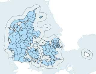Ifølge DMI er der risiko for tæt tåge i hele landet. Dog ikke på Bornholm.