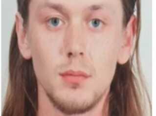 Denne mand eftersøges lige nu for at have skudt to betjente på Christiania.