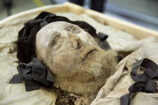Peder Winstrup er et af de bedst bevarede lig fra 1600-tallet i hele Europa.