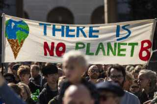 Folkets Klimamarch i København