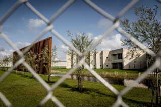 Storstrøm Fængsel åbnede i dag onsdag den 27. september 2017 efter fem års byggeri.