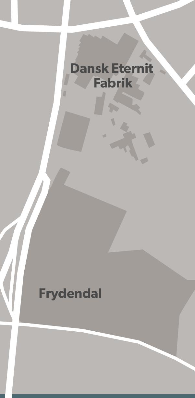 Isabel har blandt andet boet i Frydendal i Aalborg, da hun var barn.